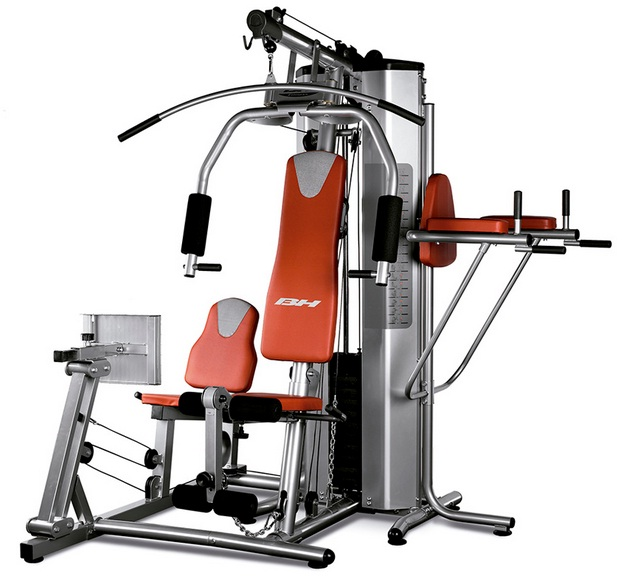 <b>     Multifunkciju trenažieris GLOBAL GYM </b> /BH FITNESS/ <br> Produkta kods: G152X
